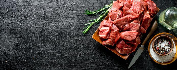 We zijn niet minder vlees gaan eten, maar meer.