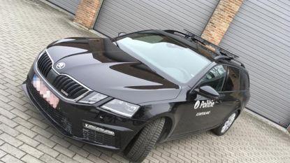 Politiezone schakelt snelle 'semi-anonieme' wagen in voor achtervolgingen