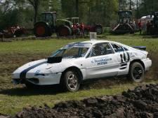 Dinand van Veenhuizen wint autocross Putten
