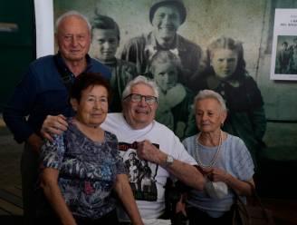Amerikaanse veteraan (96) na 77 jaar herenigd met Italiaanse kinderen die hij tijdens WOII bevrijdde