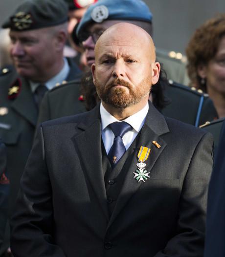 Marco Kroon mag niet meer spreken op Veteranendag in zijn woonplaats