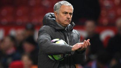 José Mourinho niet langer trainer van Manchester United
