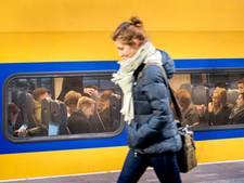 Geen treinen tussen Leiden en Alphen