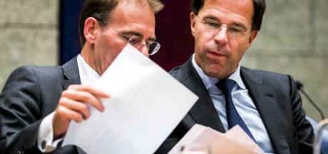 Oppositie blijft zoeken naar uitgestoken hand kabinet