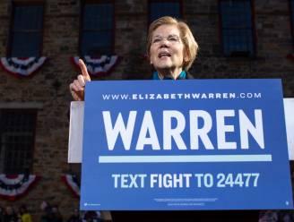 Senator Warren stelt zich kandidaat voor presidentsverkiezingen 2020
