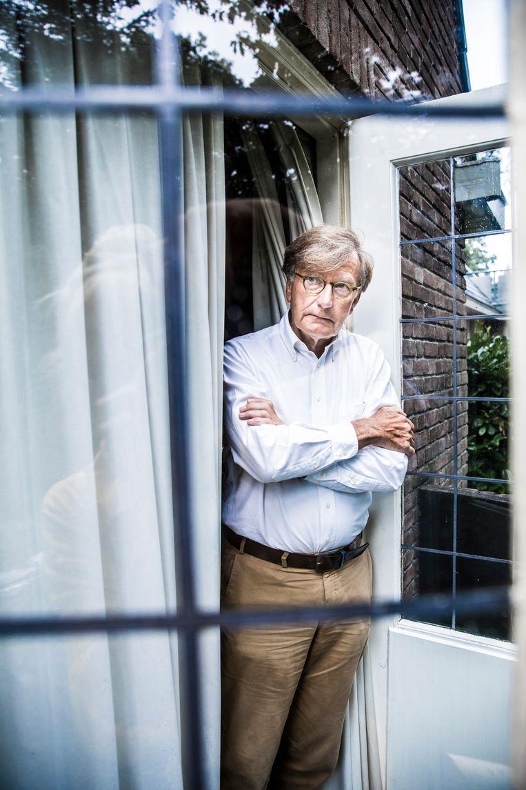 Klaas van Egmond: 'Je ziet het bedrijfsleven, zoals wij dat in ons vakgebied noemen, 'meestribbelen'. Dat is meepraten om de boel bewust te vertragen.' Beeld Marlena Waldthausen