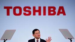Toshiba schrapt 7.000 banen