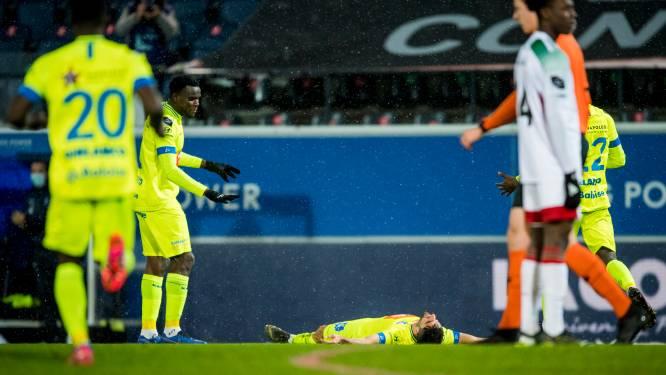 """Mohammadi viert verjaardag van enige Gent-goal met... z'n tweede: """"Als hij scoort, is het meestal mooi"""""""