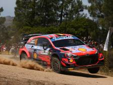Ogier remporte le rallye de Sardaigne, Neuville 3e
