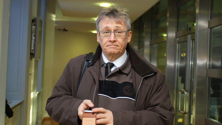 De burgemeester van Voeren, Huub Broers (N-VA).