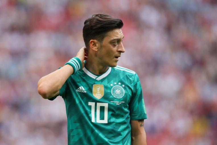 Mesut Özil Beeld Getty Images