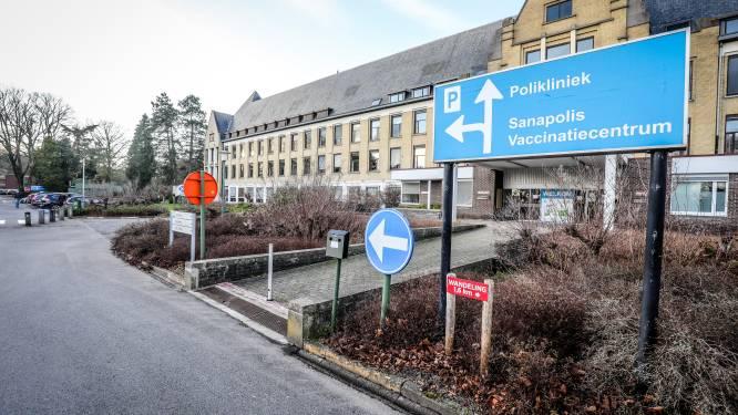 Volgende week iets minder vaccins voor Sanapolis: toch al bijna 10.000 prikken gezet