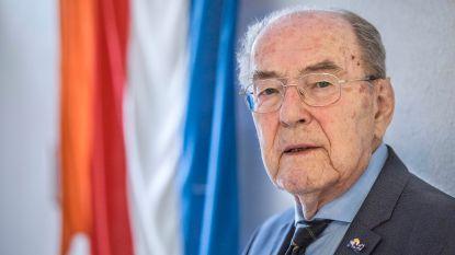 """Rudi stak met gevaar voor eigen leven het Kanaal over om mee te vechten met de geallieerden: """"Ik zag steeds Britse bommenwerpers overkomen. Daar wilde ik bij zijn"""""""