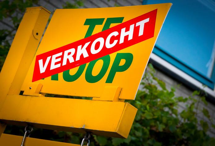 Het aanbod daalt niet langer, maar de huizenmarkt kookt ook in Maas en Waal nog wel. Zeker omdat de koopprijs nog stijgt.
