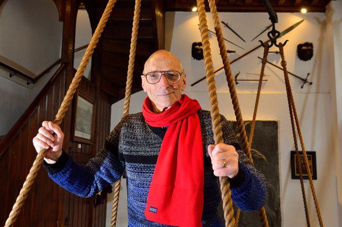 Walther Kok, voorzitter van de Heksenwaag, wordt de nieuwe wethouder voor de Onafhankelijken in Oudewater.