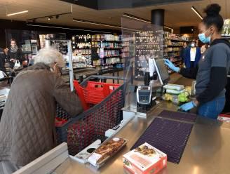 Delhaize verkoopt geen plastic zakken meer aan kassa