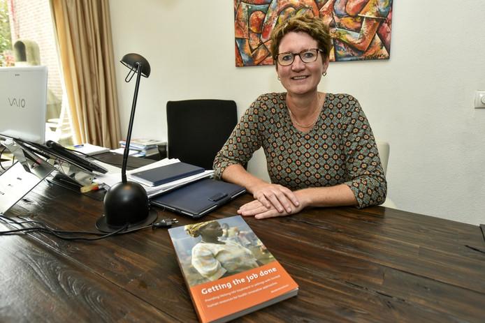 Het proefschrift van Mariëlle Bemelmans uit Oisterwijk gaat over de aanpak van hiv in Afrika.