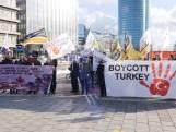 Koerden demonstreren bij Vakantiebeurs: ga níét naar Turkije!