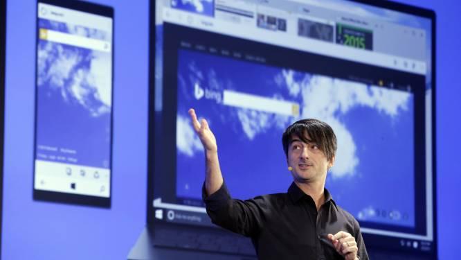 Microsoft luidt tijdperk van 'more personal computing' in