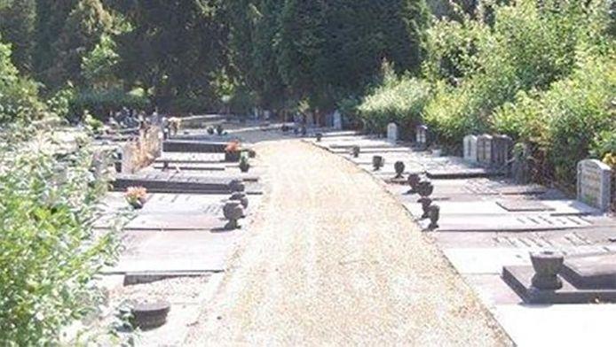 Het kerkhof van Vorst