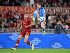 Naples et Dries Mertens perdent leurs premiers points de la saison