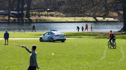 Heerlijk zomerse lentedag breekt het dagrecord: 24,1 graden in Ukkel