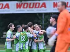 Uitslagen amateurvoetbal: DOS Kampen verliest opnieuw, asv Dronten ook onderuit en tennisuitslag in Wijthmen