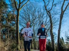 TRR-Bosloop viert jubileum met 300ste loop, in het Reeshofbos