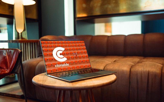 Clonable is in de race voor de Startup Award 2021.