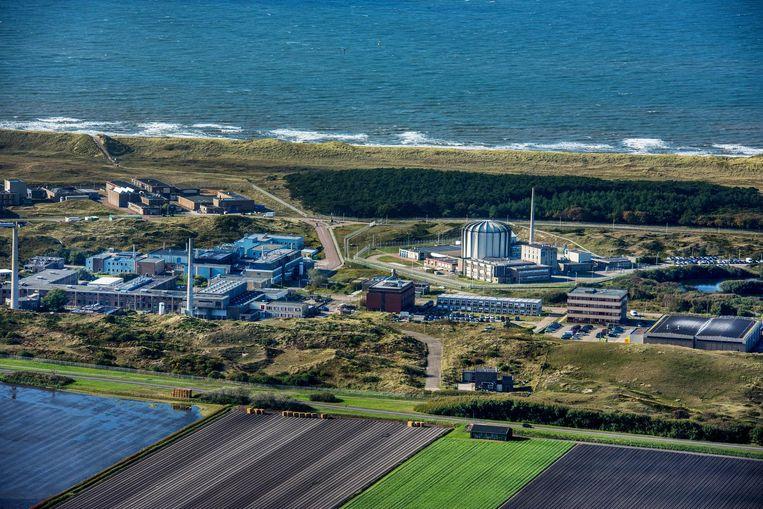 De kernreactor bij Petten. Beeld Raymond Rutting / de Volkskrant