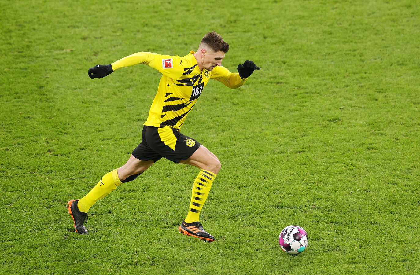 Thomas Meunier blessé, les ennuis s'accumulent pour le Borussia Dortmund.