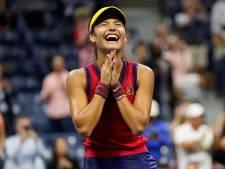 Tieners Fernandez en Raducanu in finale US Open
