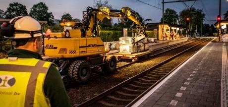 'Extreem veel graffiti' impuls voor renovatie station Oss-West