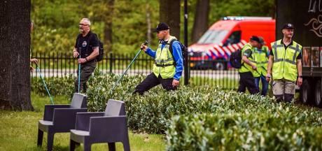 Uit Eindhovens ziekenhuis weggelopen man (73)  teruggevonden in laadbak bestelwagen