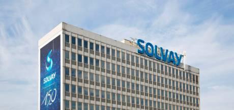 Solvay va supprimer une centaine d'emplois au sein de son siège bruxellois
