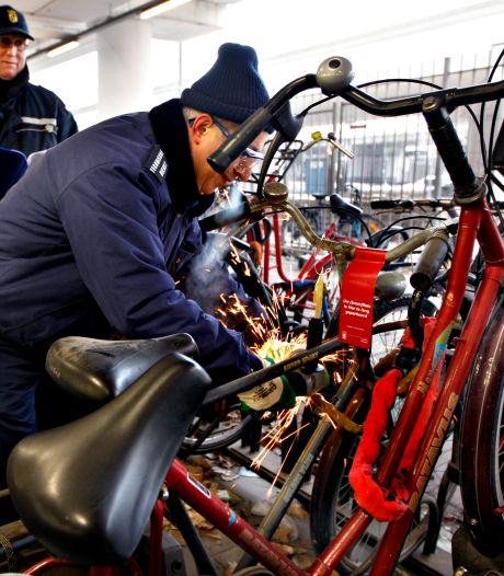 Fietsenstalling op station Schiedam Centrum vanaf september weer dagelijks open