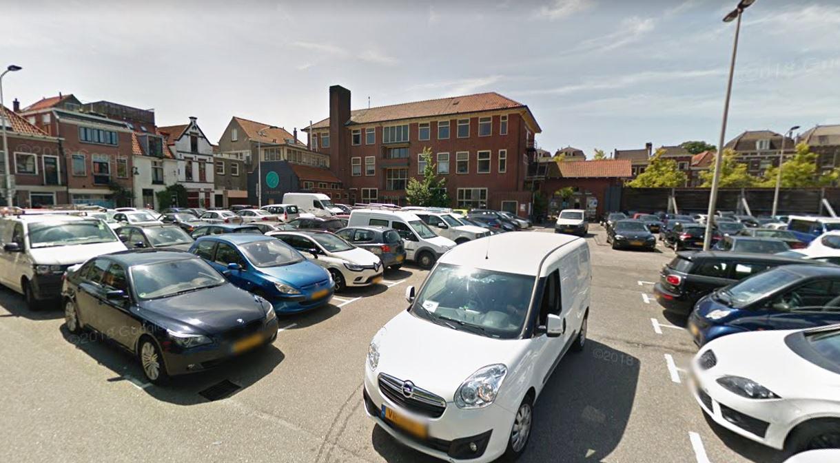 Gasthuisplaats in Delft
