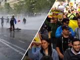 Wereldwijde coronaprotesten brengen duizenden mensen op de been