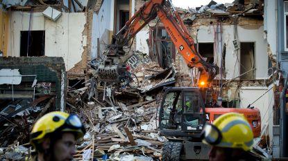 """""""Alles was in orde"""" met ontploft gebouw"""