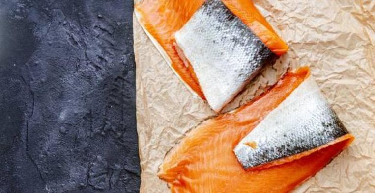 Zalm Beeld Getty Images