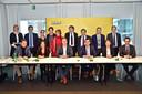 De N-VA-kandidaten voor de Kamer en het Vlaams Parlement.