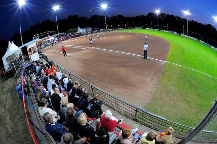 Op Cottonfields, het terrein van Tex Town Tigers, wordt ook dit jaar geen Mastenbroektoernooi gehouden.