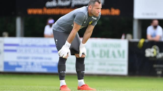 Twee keer slecht nieuws voor Lierse: keeper Brughmans is zes weken out en zomerstage werd afgeblazen