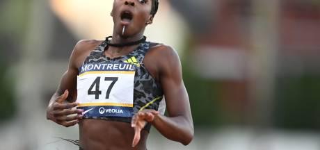 Cynthia Bolingo pulvérise le record de Belgique du 400 mètres et se qualifie pour les JO