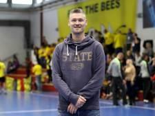 PKC-coach Wim Scholtmeijer voor play-offs: 'Het gaat nu niet meer om mooi of modern korfbal'