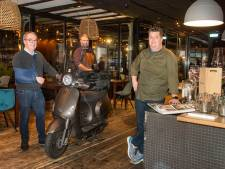 Knetterdruk in de Oosterhoutse horeca, thuis uit eten is dé kersttrend van 2020: 'Boven verwachting'