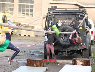 Zestig kinderen nemen deel aan Belgisch Kampioenschap Obstacle Run in Erembodegem