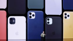 Nieuwe iPhone neemt zelfs in pikkedonker mooie foto's