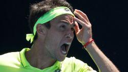 Argentijnse tennisspeler drie jaar geschorst voor matchfixing