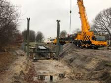 Spoorbrug maakt van rangeerterrein Veghel een klein museum. 'Straks ritjes over het Duits Lijntje'